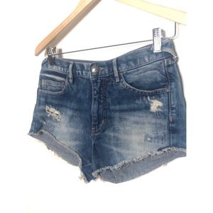 Free people cut off shorts 25